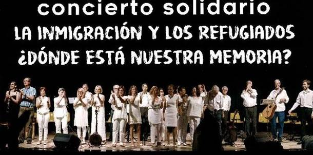 Concierto solidario en Valdemorillo en favor de los refugiados