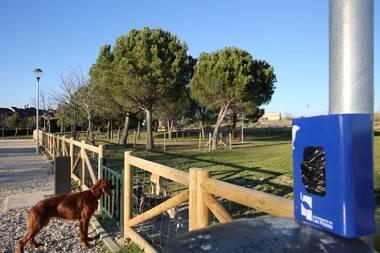El Ayuntamiento invierte 152.000 euros en el nuevo Parque Mirador de Monte Rozas
