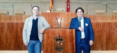 El grupo municipal de Ciudadanos de San Lorenzo de El Escorial se rompe