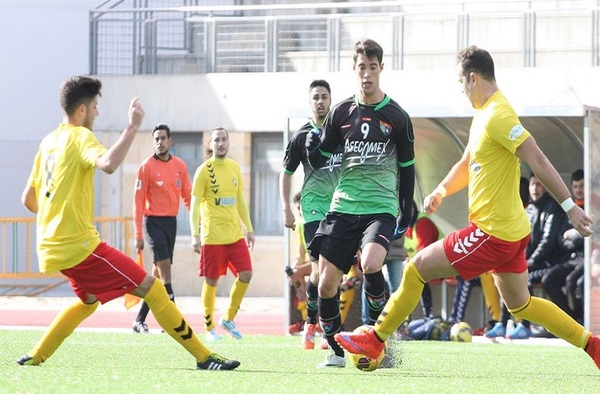 El C.U.C. Villalba plantó cara al líder en Guadalix (1-0)