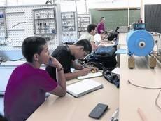 Los madrileños podrán elegir cuatro nuevas titulaciones de Formación Profesional a partir del próximo curso escolar