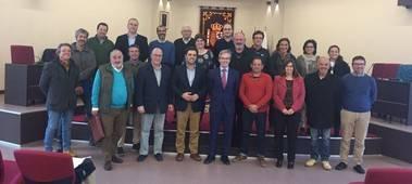 Galapagar acogió la reunión del Observatorio de los municipios españoles el proyecto 'Interreg Sudoe 2017'