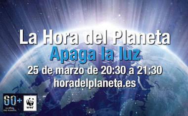 La Hora del Planeta en Torrelodones