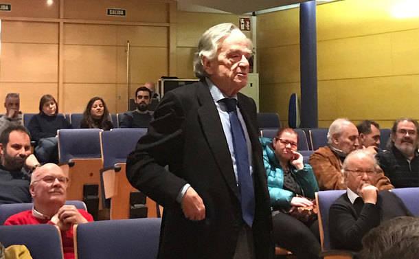 El Pleno de Torrelodones concede por unanimidad a Andrés Ruíz Tarazona la Medalla a la Investigación y a la Cultura