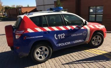 Ciudadanos de Torrelodones pregunta al Ejecutivo local por el incremento de robos y actos vandálicos