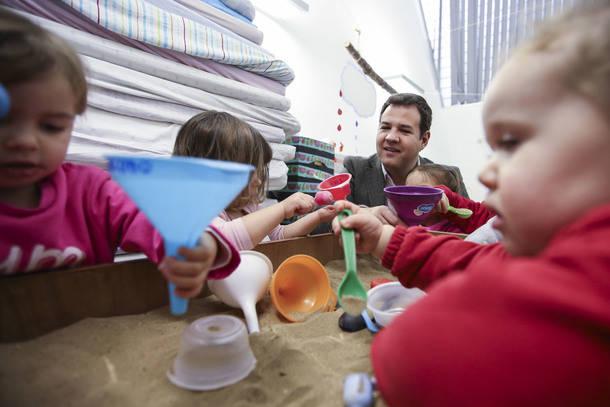 Las cuatro escuelas infantiles de Las Rozas formarán parte de la red pública de la Comunidad de Madrid el próximo curso