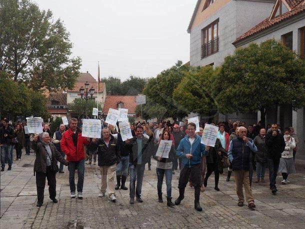 En el Gobierno de Vecinos por Torrelodones hay concejales de 'primera' y de 'segunda'