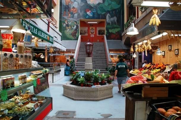Presentado el proyecto de revitalización del Mercado Municipal de San Lorenzo de El Escorial