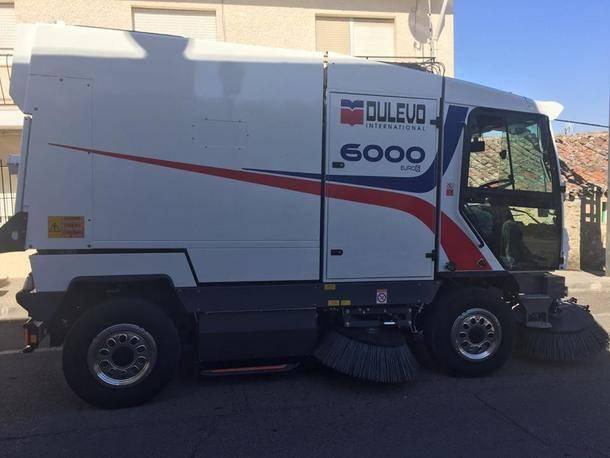 El Ayuntamiento de Robledo adquiere nuevos vehículos para la recogida de basuras y limpieza vial