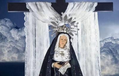 San Lorenzo de El Escorial protagoniza los actos de la Semana Santa en la Sierra de Guadarrama