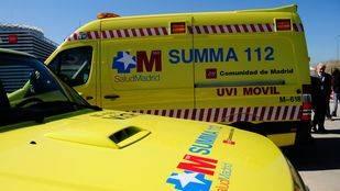 Un motorista falleció ayer en un accidente registrado en Guadalix de la Sierra