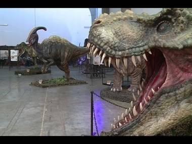 Llega a Collado Villalba 'Dinoexpo', la exposición de dinosaurios más grande de Europa
