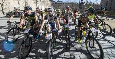 Vuelve en el 'puente de mayo' la competición ciclista Imperial Bike Tour a San Lorenzo de El Escorial´
