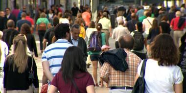 La población de la Comunidad de Madrid se sitúa en 6,5 millones con un incremento del 0,6 por ciento respecto a 2016