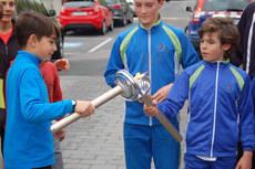 800 escolares participan en las Olimpiadas Escolares de Moralzarzal