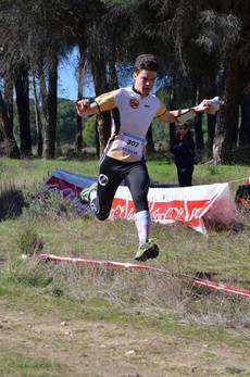 Pablo Fernández Cascales, campeón de España de Orientación