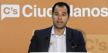 Ciudadanos rechaza la moción de censura propuesta por Pablo Iglesias en la Comunidad de Madrid