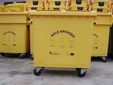 En Moralzarzal ya no se recogen los contenedores amarillos