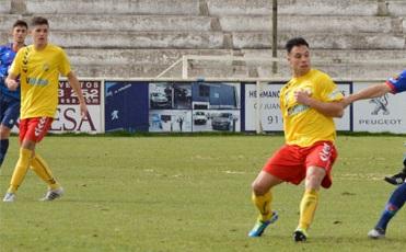 Derrota del C.U. Collado Villalba en Colmenar Viejo ante el líder, al que plantó cara (1-0)