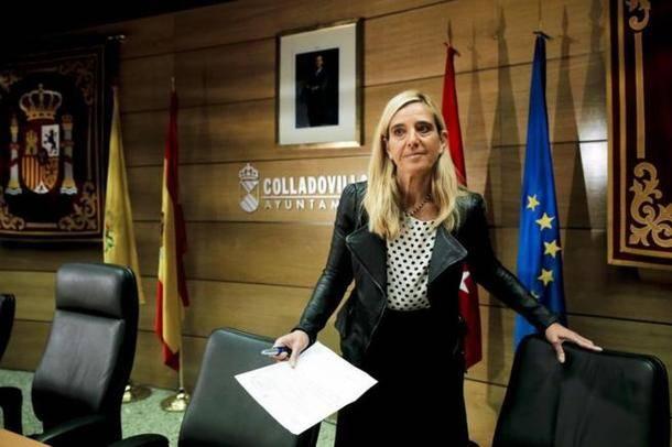 La alcaldesa de Collado Villalba, Mariola Vargas, se presenta de nuevo a la presidencia del PP local