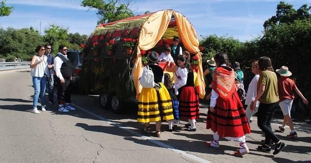 Convocado concurso de carretas de la Romería de la Virgen de la Esperanza
