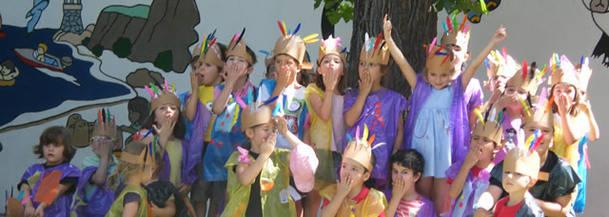 Más de 2.000 niños y jóvenes podrán disfrutar de los Campamentos de Verano municipales
