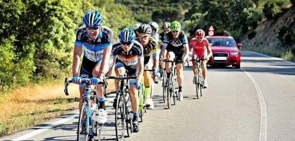 El Escorial y San Lorenzo deciden la Copa de España Máster de Ciclismo en el Memorial David Montenegro