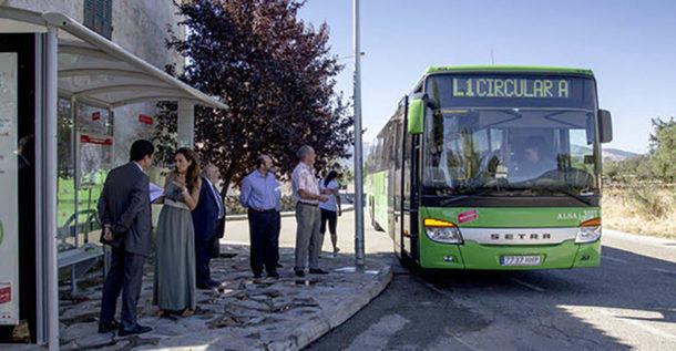 Vecinos de la Sierra Norte crean la Plataforma de Afectados por el Consorcio de Transportes