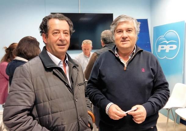 Arturo Martínez Amorós sustituye a Javier Laorden al frente del Partido Popular de Torrelodones