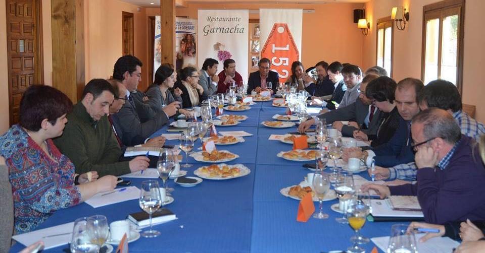 23 asociaciones empresariales del norte y noroeste de for Madrid noroeste