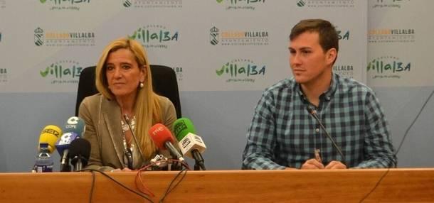 El castillo hinchable de Collado Villalba no estaba abierto al público y venció por exceso de aforo, dijo la alcaldesa Mariola Vargas