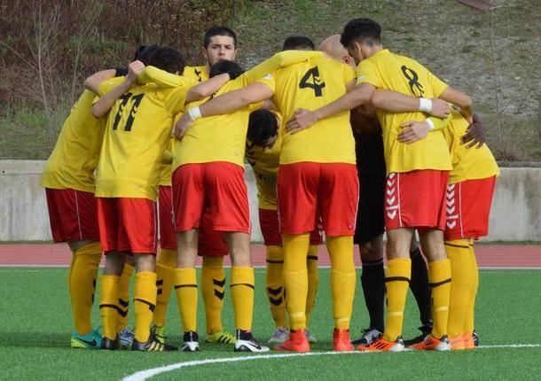 'Pinchazo' del C.U.Collado Villalba, esta vez ante el San Roque (1-2) rival directo para la permanencia