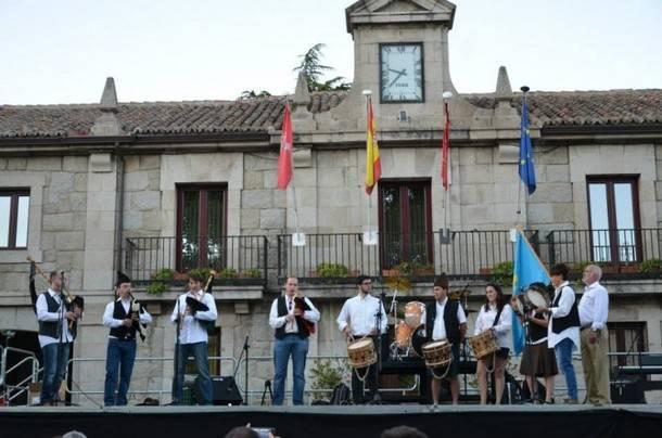 El Principado de Asturias reconoce la 'Asturianía' a la Asociación 'La Tarabica' de Guadarrama