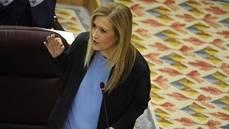 Cifuentes califica su comparecencia en la Asamblea