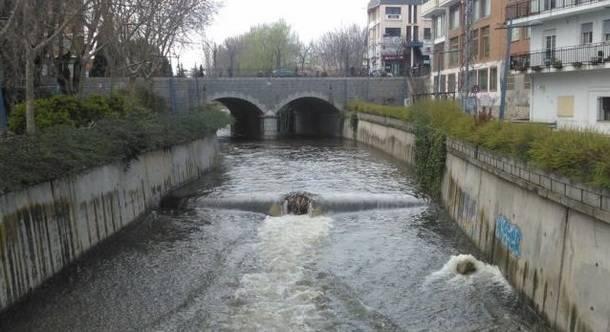 Pasado, presente y futuro del río Guadarrama en Collado Villalba