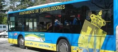 Los vecinos de Torrelodones siguen apostando por el transporte urbano