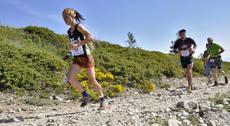 Noel Burgos y Ana Paz ganan la Maratón Alpino Madrileña celebrado en Cercedilla