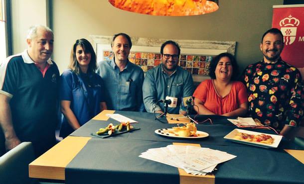 Moralzarzal presenta las Jornadas gastronómicas y el Concurso de Tapas
