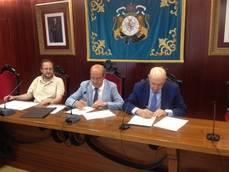 El Ayuntamiento de El Escorial e IMIDRA firman un convenio para la implantación de un laboratorio de agricultura abierta