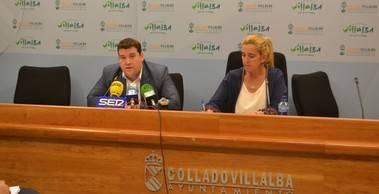 El Ayuntamiento de Collado Villalba dice que los vecinos de El Gorronal se sienten seguros.