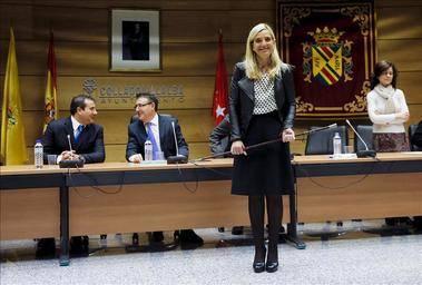 La alcaldesa de Villalba culpa a la oposición de rechazar los presupuestos en contra de los intereses de los vecinos