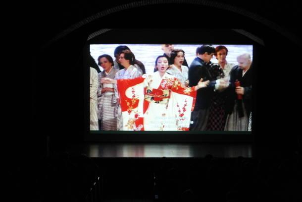 La Giralt Laporta atrajo a vecinos y visitantes a un nuevo encuentro con la ópera en directo