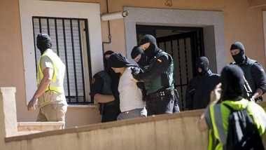 Detenido en Collado Mediano un hombre vinculado a Daesh