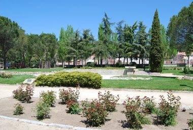 Collado Mediano remodelará su parque municipal al finalizar el verano