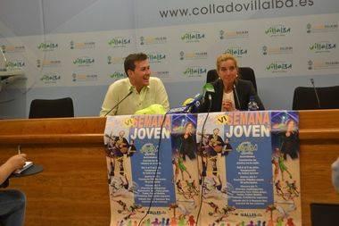 Collado Villalba celebra la 'VI Semana Joven'