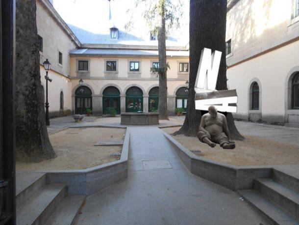 Artistas de la Galería Max Estrella expondrán sus obras en las calles, plazas y patios de San Lorenzo