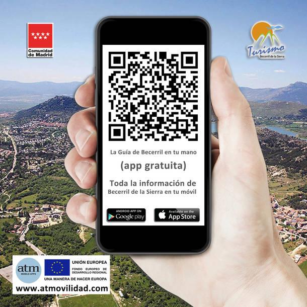 Becerril de la Sierra ya cuenta con su APP de promoción turística para móvil y tablet.-