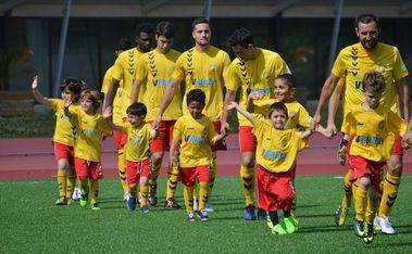 El C.U.C. Villalba mantendrá la 'columna vertebral' del equipo para la próxima temporada Preferente