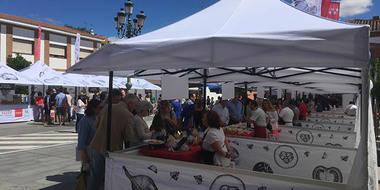 El sábado llega a Collado Villalba 'La Despensa de Madrid', mercado itinerante de los alimentos