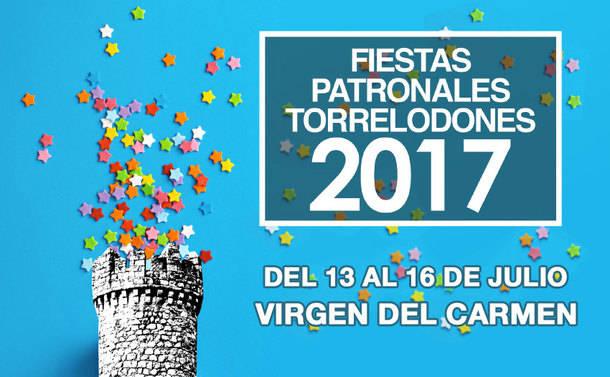 Todo preparado para celebrar las Fiestas del Carmen de Torrelodones